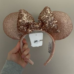 Briar Rose Gold Minnie Ears